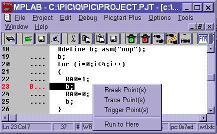 FAQ for PIC micros and Hi-Tech C